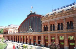 Teléfono Estación Madrid Atocha